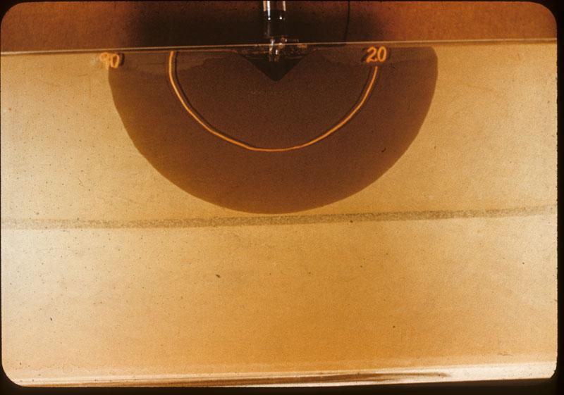 Gardner's sand lense 1st