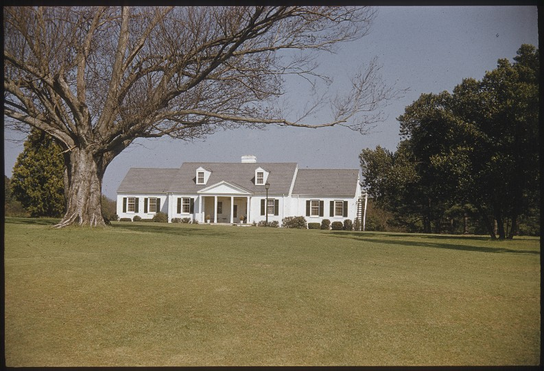 Eisenhower cottage