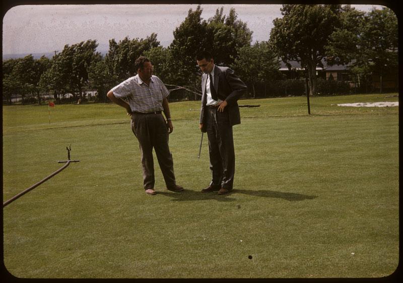 Hansen & Bengey field on C-1 & 19 G