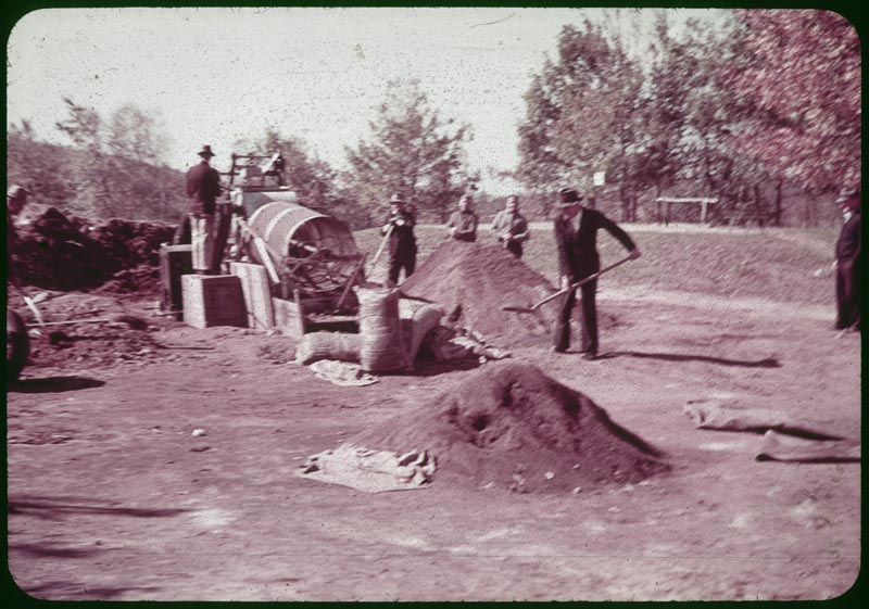 Prepairing Compost