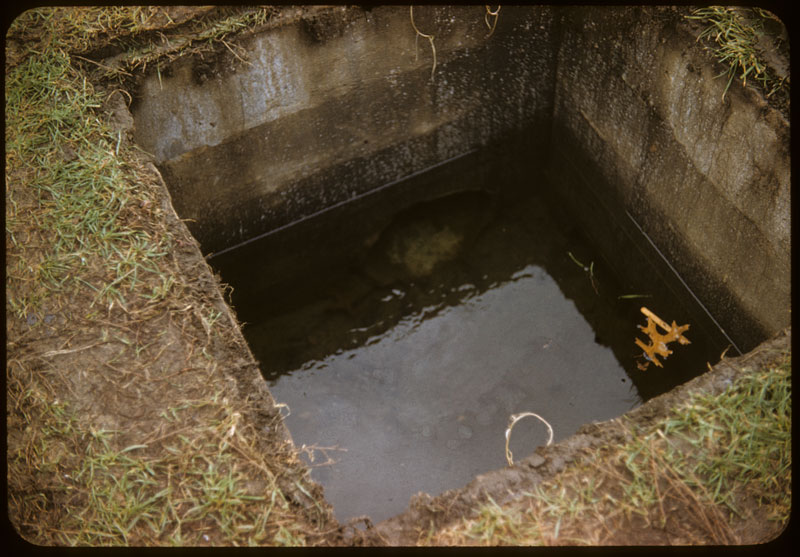 Drains in operative