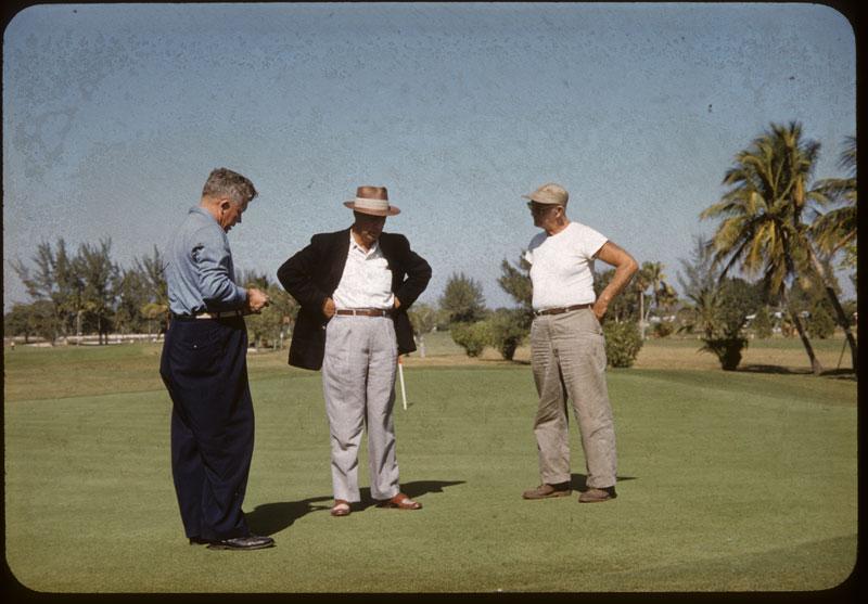 Byrd, Shaw, Bernard on G