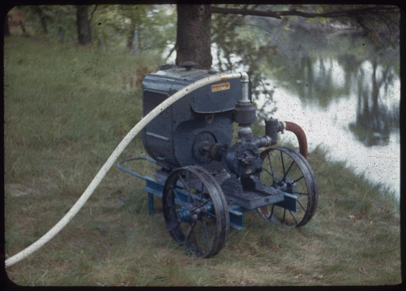 Portable pump to water #15 F
