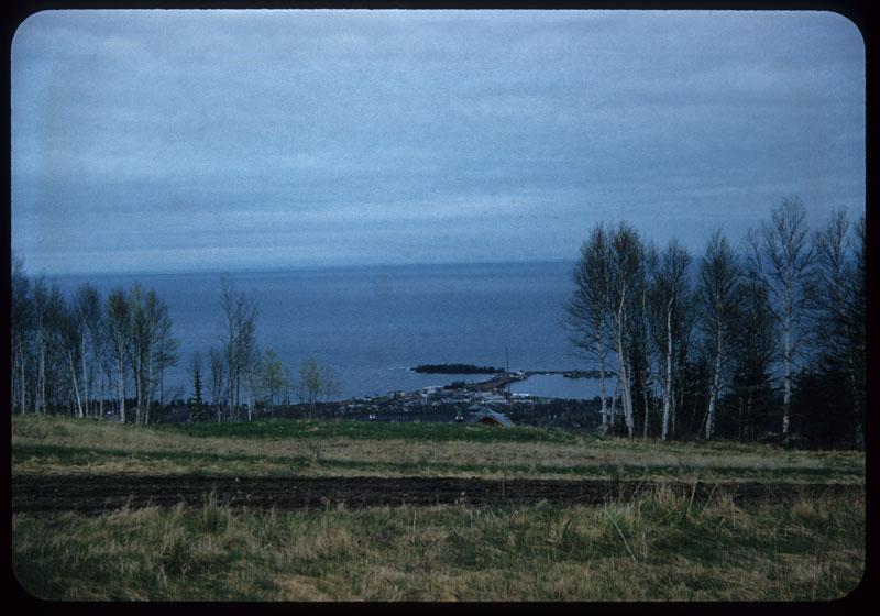 Abandoned course Lake Superior