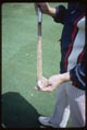Thumbnail: Brown sand profile indicates good drainage